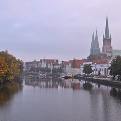 Germany - Lübeck - Trave