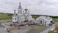 120. The Feast of Saint John, Wonder-worker of Shanghai and San Francisco in Adamovka Village / Свт. Иоанна Шанхайского в Адамовке 02.07.2017