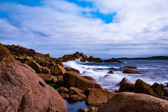 IOS-14 (JamesHeadPhotography) Tags: long exposure scilly rocks water nd filter waves
