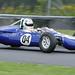 1962 2.5 litre formula Libre/Tasman Cooper driven by Dan Baker