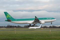 EI-DUZ A330-302 Aer Lingus (eigjb) Tags: dublin airplane airport aircraft landing airbus dub aerlingus a330 dublinairport collinstown eidw a330302 eiduz