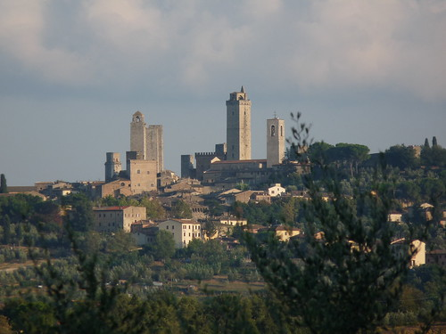 San Gimignano - Stimpson 1069PP