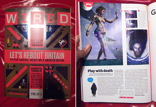 WIRED UK - December 2009