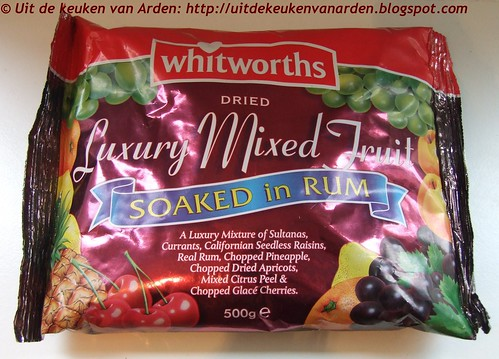 Luxury Mixed Fruit