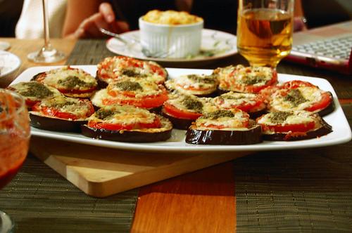 kris' eggplant