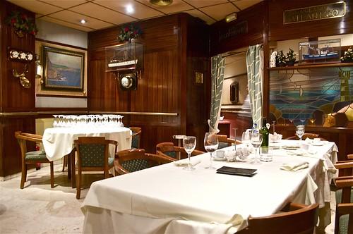 Restaurante Alborán - Madrid - Salones