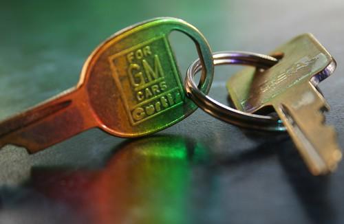 Suburban keys