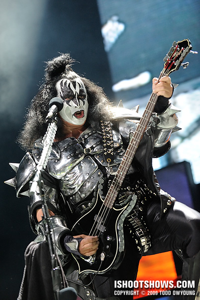KISS: Concert Photos