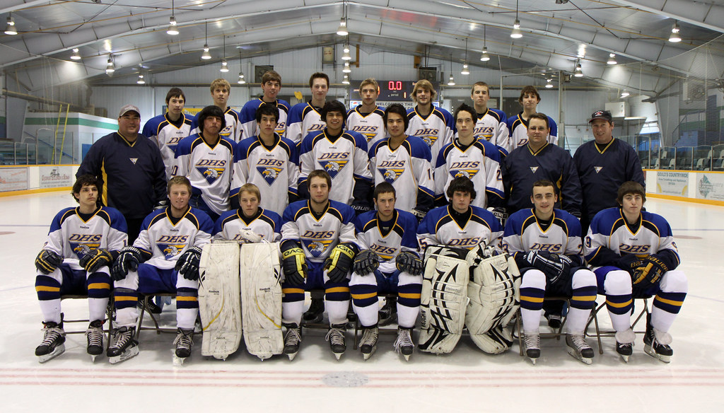 Boys Hockey 2009