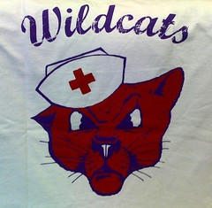Nurse Wildcat!