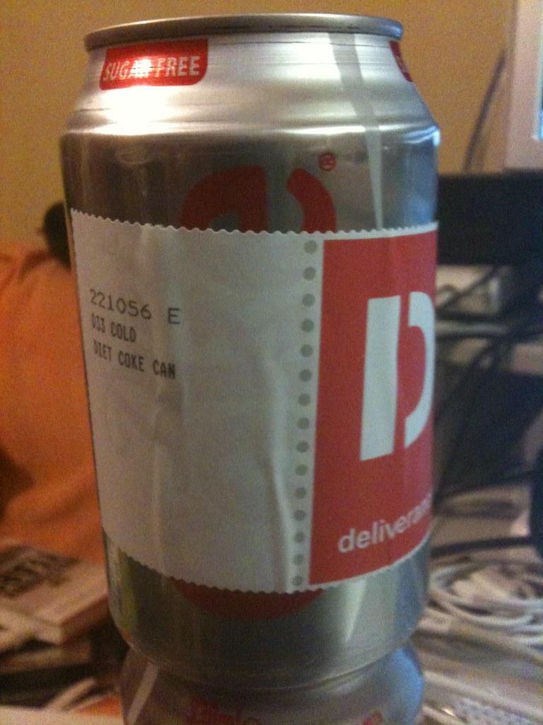Diet Coke vs Deliverance
