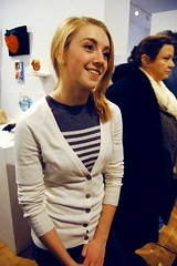 (| GURGS |) Tags: show art girl gabby saturday mass studios