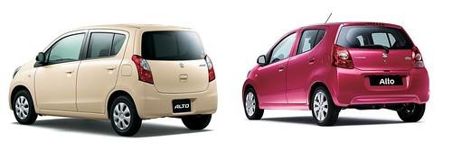 Suzuki ALTO 2010 G 09TW