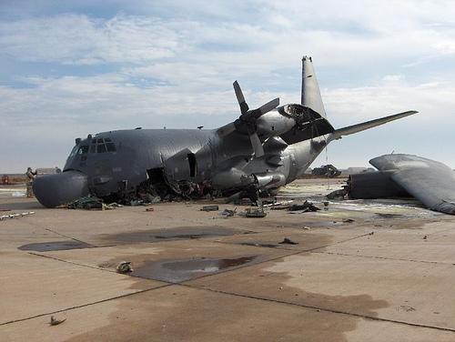 4194461642 340bee6393 o Foto Berbagai Macam Kecelakaan Pesawat