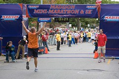 The Madison Mini Marathon in Wisconsin was the brainchild of Graves and Antcliff.