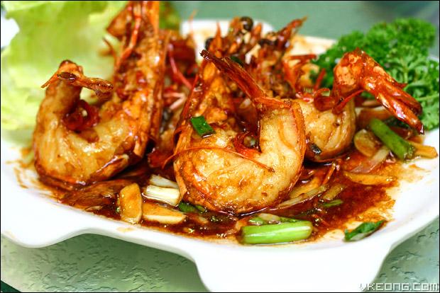 soy-sauce-tiger-prawn