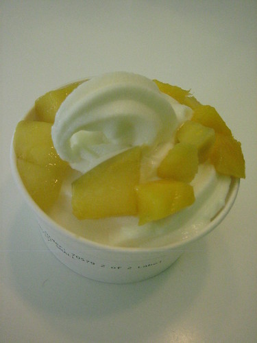 Original Frozen Yogurt with Mango