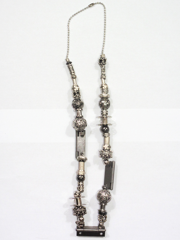 Hardware necklace 07