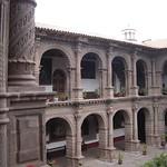 Cusco: Primer claustro del Convento de La Merced del Cusco