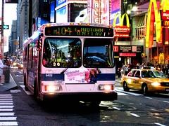 MTA New York City Bus 6402 (YT | transport photography) Tags: new york city bus 7 orion mta hybrid vii hev
