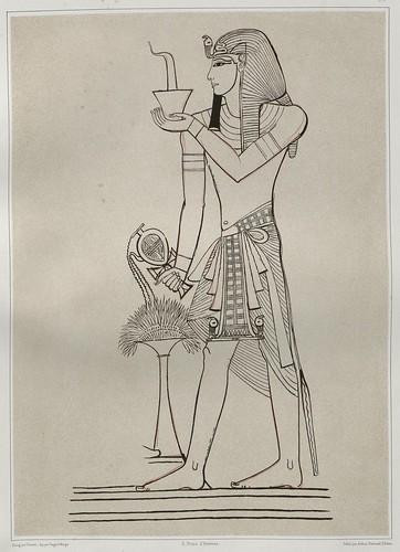 Histoire de l'art égyptien by Prisse D'Avennes, 1878 g