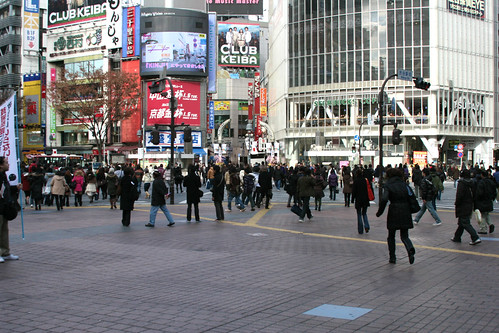 Hachiko Crossing
