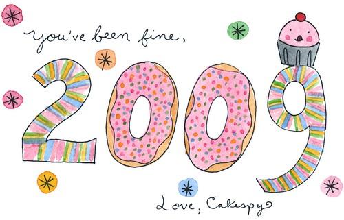 Goodbye, 2009!