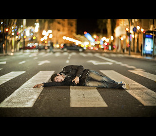 2009: El Fotógrafo ha muerto ... / Photographer has died ...