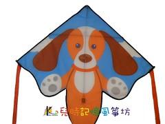 可愛造型小狗風箏~前往賣場