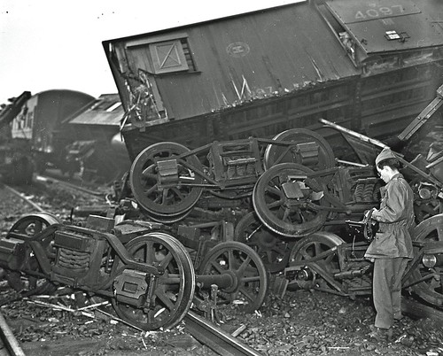 Train Wreck? Duuuuhhhhh. (Photo: dok1, flickr)