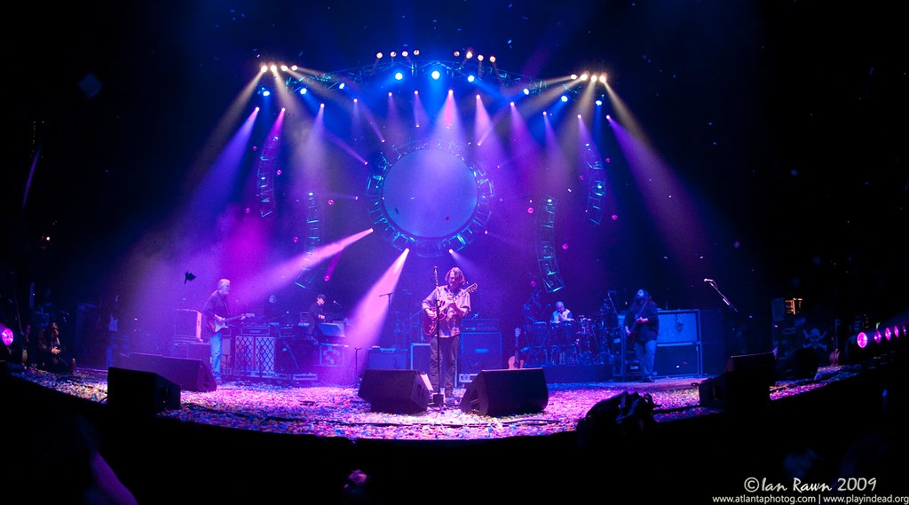 For Atlantans, Widespread Panic is a staple of the holiday season and the
