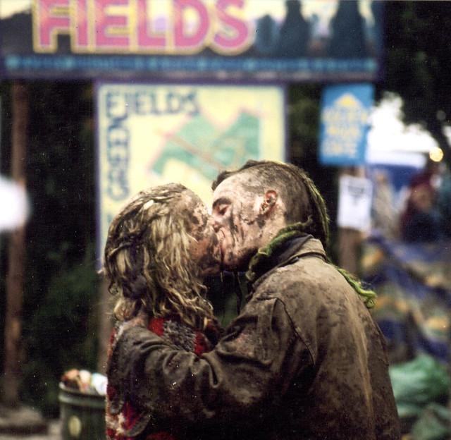 Muddy Kiss Glastonbury 1997