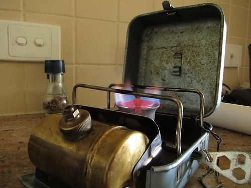 Primus / Optimus 8R pressure stove