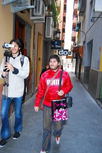 el pachinko y Urías por El Barrio de Alicante