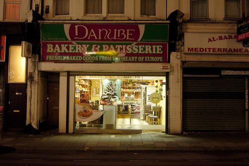 Danube bakery