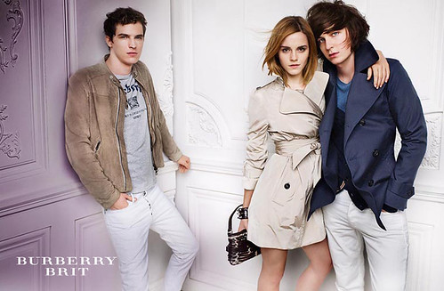 Burberry SS10 Ad Campaign0016(Geor@mh)