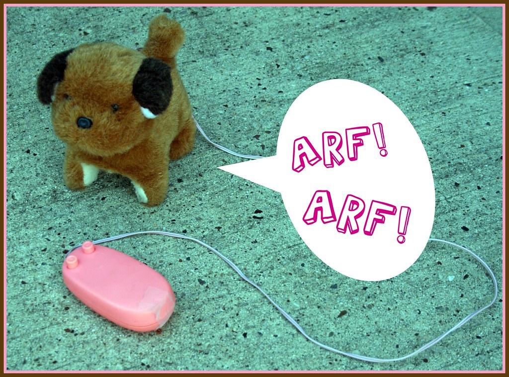 Arf! Arf!