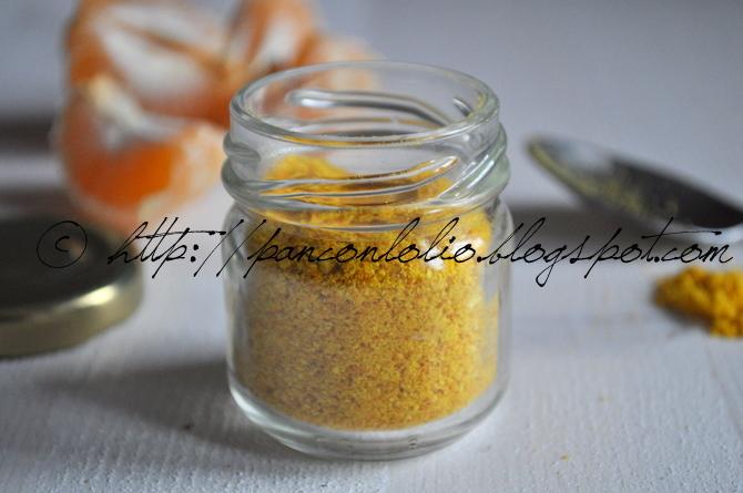 polvere di mandarino