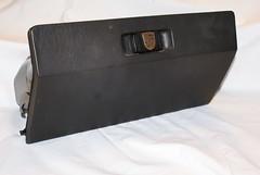 1911 Glove Box Mounted Pistol Closed