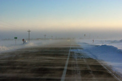 Ground Blizzard (~Pixelsmithy) Tags: nebraska groundblizzard k200d