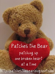 Patches The Bear