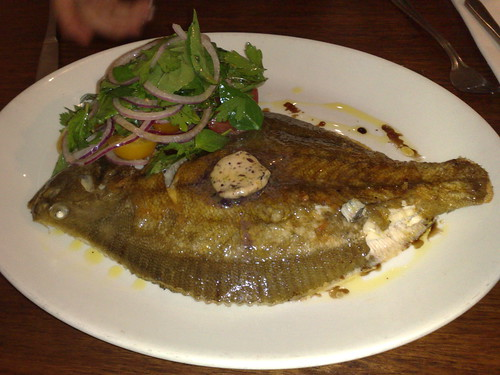 market fish of the day: flounder