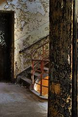 Druckerei (rivende) Tags: treppe urbanexploration abondoned verlassen urbex druckerei