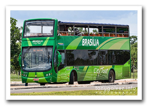 autobús turístico de dos pisos para Río de Janeiro