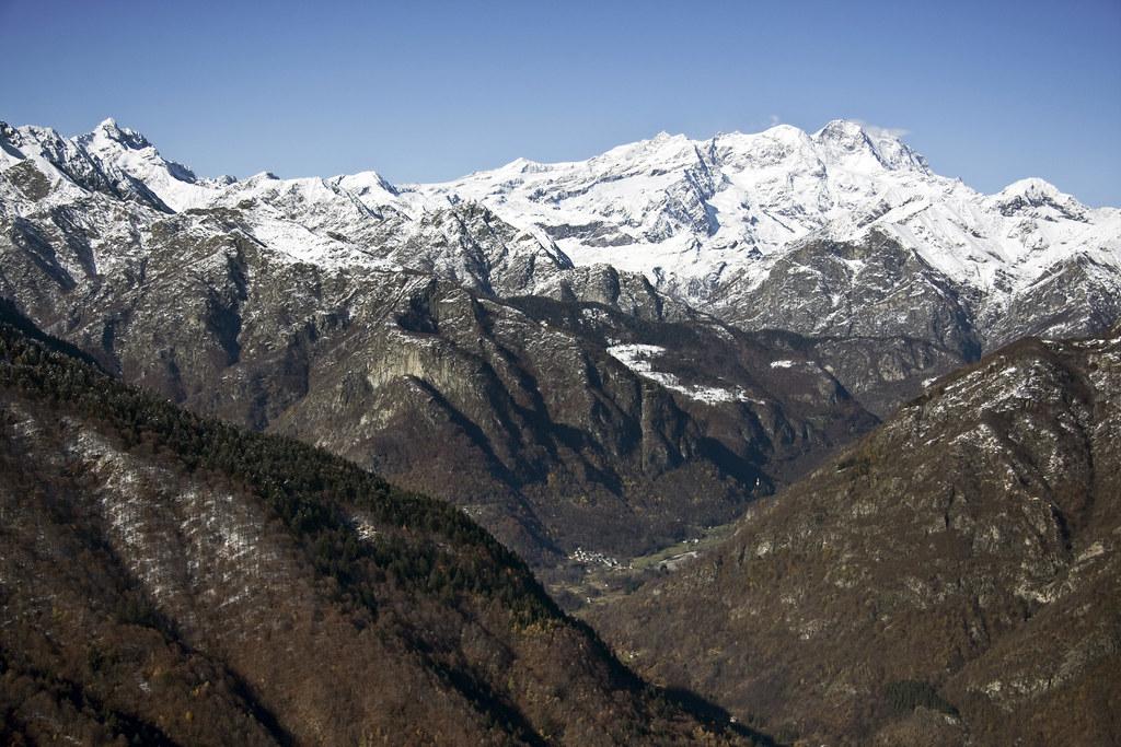 Monte Rosa Landscape #1