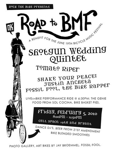 Road To BMF: benefit for BMF