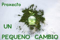 Proxecto UN PEQUENO CAMBIO
