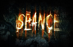Sance - horror movie logo (Stana Tomsej) Tags: movie logo typography shiny fear atmosphere horror sance seance