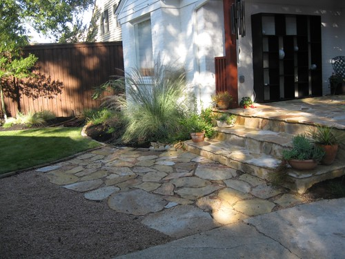 backyard professional landscaping