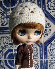 Lovely hat for romantic Blythe girls! (4)